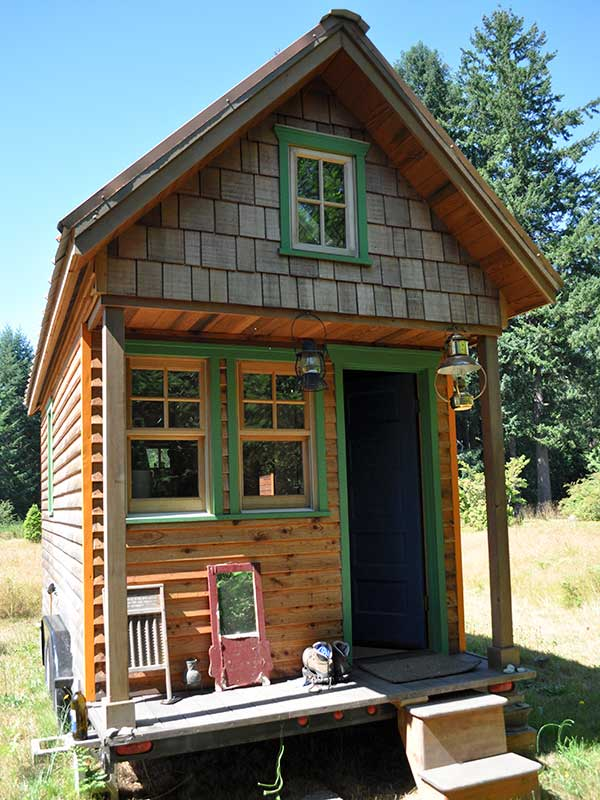 Tiny house en Portland / Foto: Tammy [CC-BY-2.0] vía Wikimedia Commons