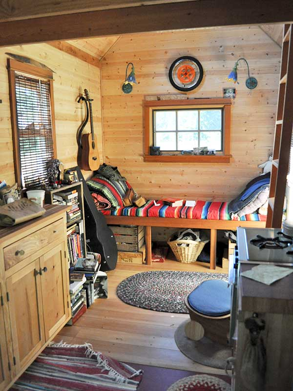 Interior de Tiny house / Foto: Tammy [CC-BY-2.0] vía Wikimedia Commons
